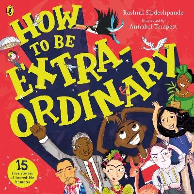 How To Be Extraordinary -