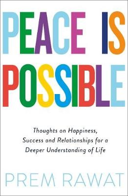 Peace Is Possible -