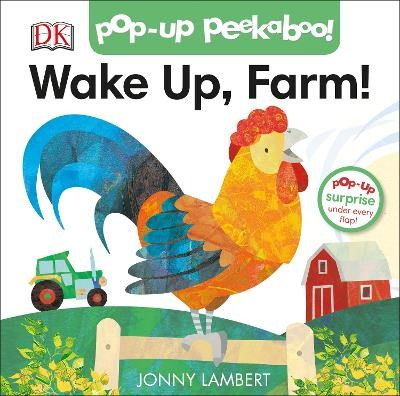 Jonny Lambert's Wake Up, Farm! (Pop-Up Peekaboo) - pr_111790