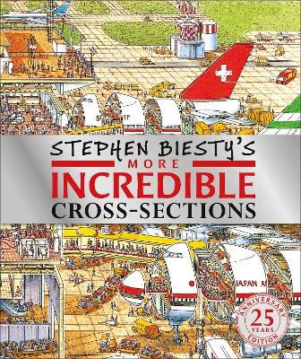 Stephen Biesty's More Incredible Cross-sections - pr_112228