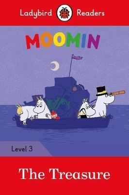 Moomin: The Treasure - Ladybird Readers Level 3 -