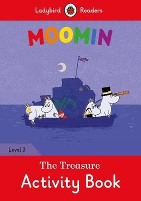 Moomin: The Treasure Activity Book - Ladybird Readers Level 3 - pr_1735097
