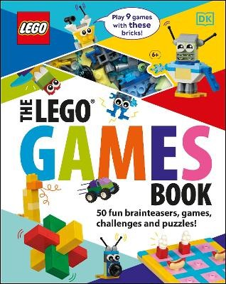 The LEGO Games Book -