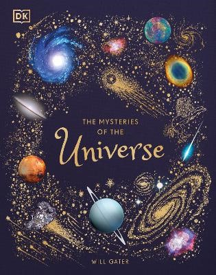 The Mysteries of the Universe -