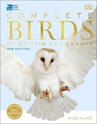 RSPB Complete Birds of Britain and Europe - pr_1807222