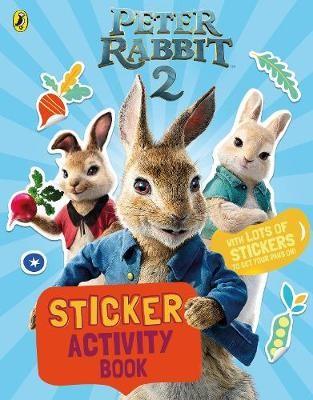 Peter Rabbit Movie 2 Sticker Activity Book -