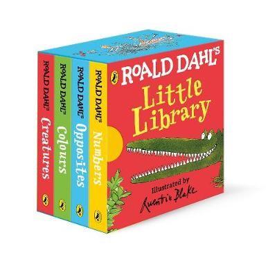 Roald Dahl's Little Library - pr_391123
