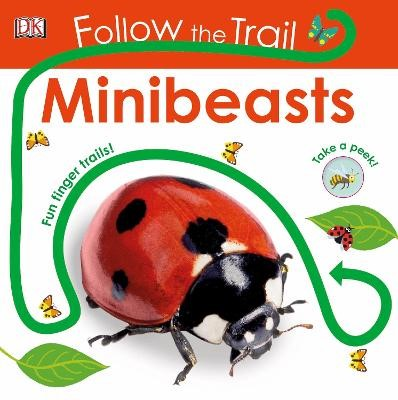 Follow the Trail Minibeasts - pr_122564