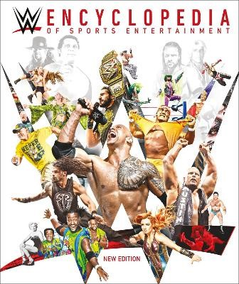 WWE Encyclopedia of Sports Entertainment New Edition -