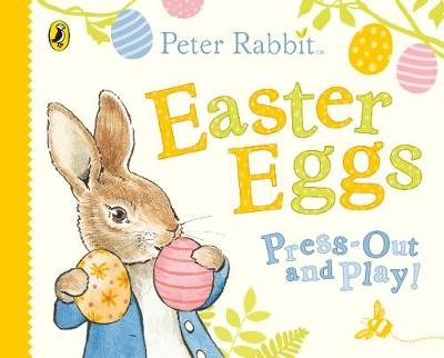 Peter Rabbit Easter Eggs Press Out and Play - pr_1746411