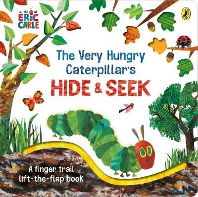 The Very Hungry Caterpillar's Hide-and-Seek -