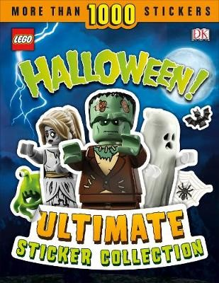 LEGO Halloween! Ultimate Sticker Collection -