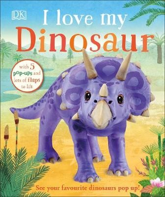 I Love My Dinosaur - pr_1807146