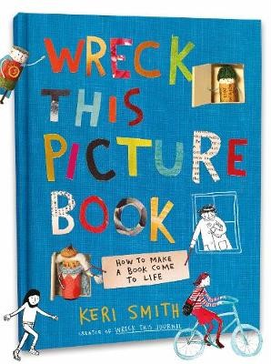 Wreck This Picture Book - pr_1857574