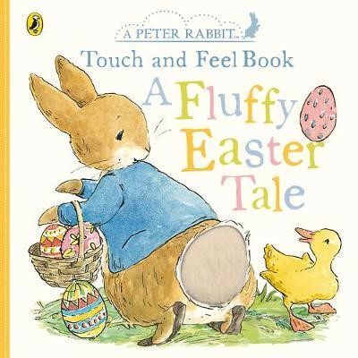 Peter Rabbit A Fluffy Easter Tale -