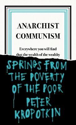 Anarchist Communism -