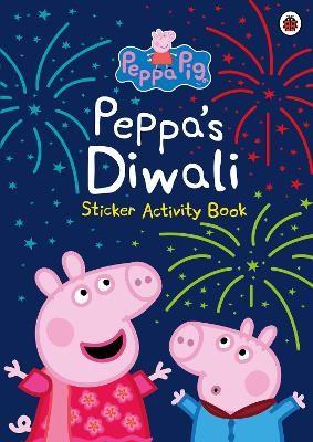 Peppa Pig: Peppa's Diwali Sticker Activity Book - pr_1838591