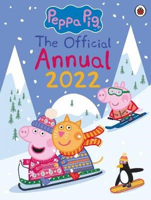 Peppa Pig: The Official Annual 2022 -