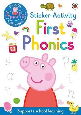 Peppa Pig: Practise with Peppa: First Phonics -