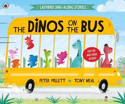 The Dinos on the Bus -