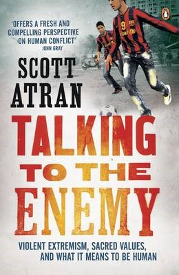 Talking to the Enemy -