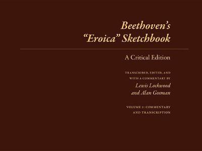 """Beethoven's """"Eroica"""" Sketchbook - pr_84444"""