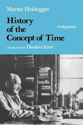 History of the Concept of Time -