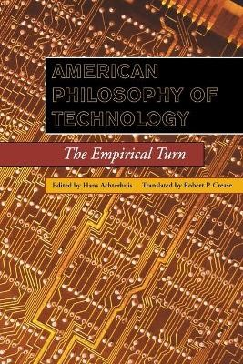 American Philosophy of Technology -