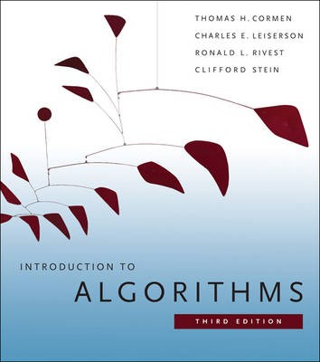 Introduction to Algorithms -