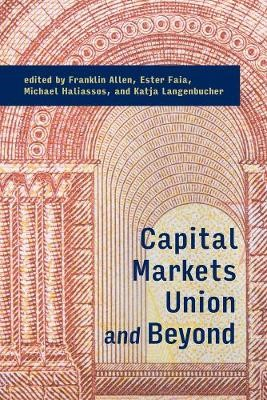 Capital Markets Union and Beyond -