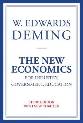 The New Economics for Industry, Government, Education - pr_80920