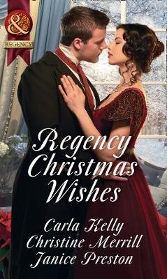 Regency Christmas Wishes - pr_19435