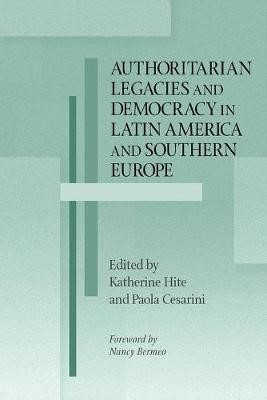 Authoritarian Legacies and Democracy in Latin America and Southern Europe - pr_237223