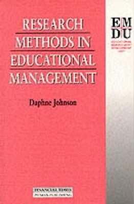 Research Methods in Educational Management - pr_17636