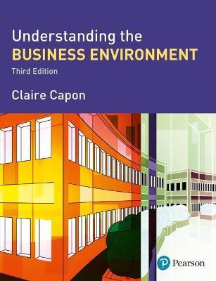 Understanding the Business Environment -
