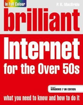 Brilliant Internet for the Over 50s Windows 7 edition - pr_243244
