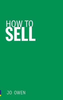 How to Sell - pr_17691