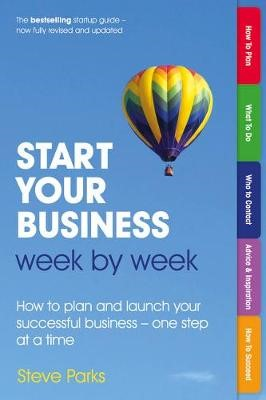 Start Your Business Week by Week -