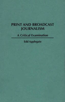 Print and Broadcast Journalism - pr_19