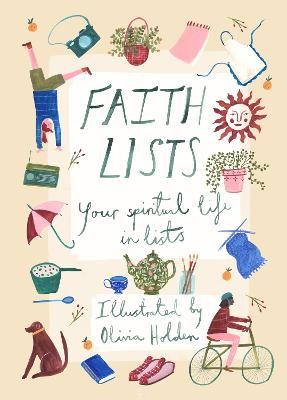 Faith Lists: Your Spiritual Life in Lists - pr_140010