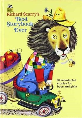 Richard Scarry's Best Storybook Ever -