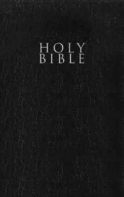 NRSV, Gift and Award Bible, Leather-Look, Black, Comfort Print - pr_140011