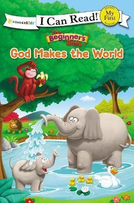 The Beginner's Bible God Makes the World - pr_93090