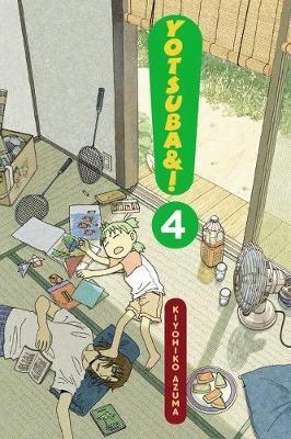 Yotsuba&!, Vol. 4 - pr_291053
