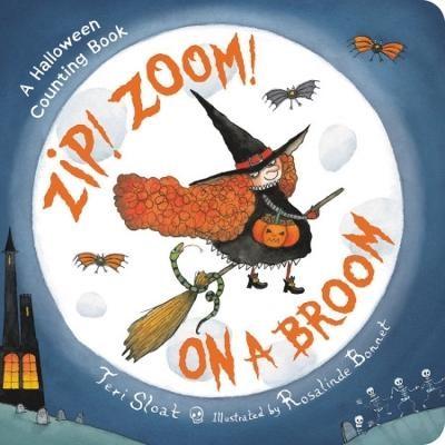 Zip! Zoom! On a Broom -