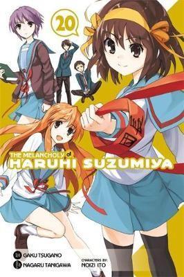 The Melancholy of Haruhi Suzumiya, Vol. 20 (Manga) - pr_72202