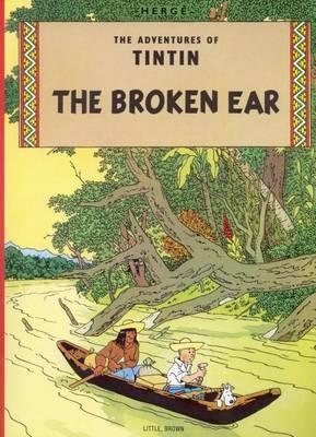 The Adventures of Tintin: The Broken Ear - pr_242684