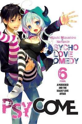 Psycome, Vol. 6 (light novel) -