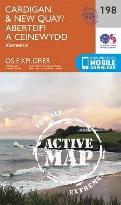 Cardigan and New Quay, Aberaeron -