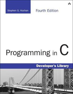 Programming in C -